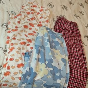 Old Navy loungers small small & x-small